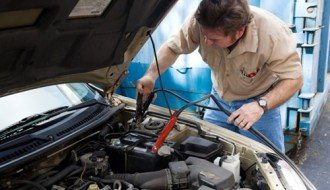 How to Using Car Jumper Cables